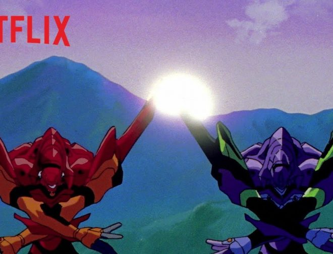 Fotos de ¡Ya llega Neon Genesis Evangelion a Netflix!