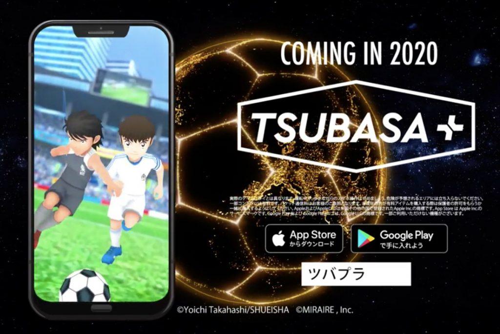 Foto de Tráiler de Tsubasa+, Juego de Realidad Aumentada Basado en Súper Campeones