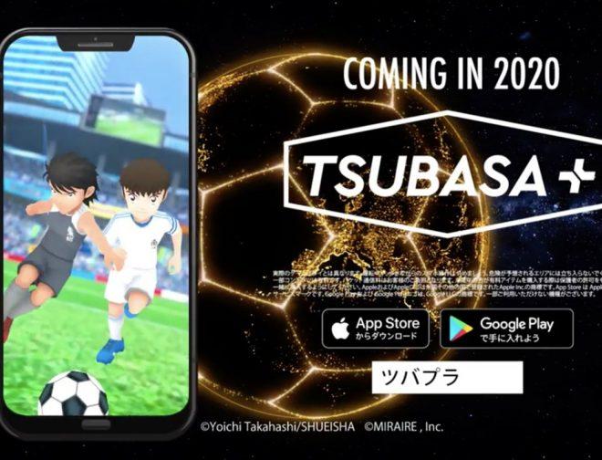 Fotos de Tráiler de Tsubasa+, Juego de Realidad Aumentada Basado en Súper Campeones