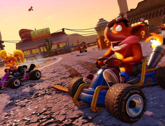 Fotos de Excelente Preventa del Videojuego Crash Team Racing Nitro-Fueled