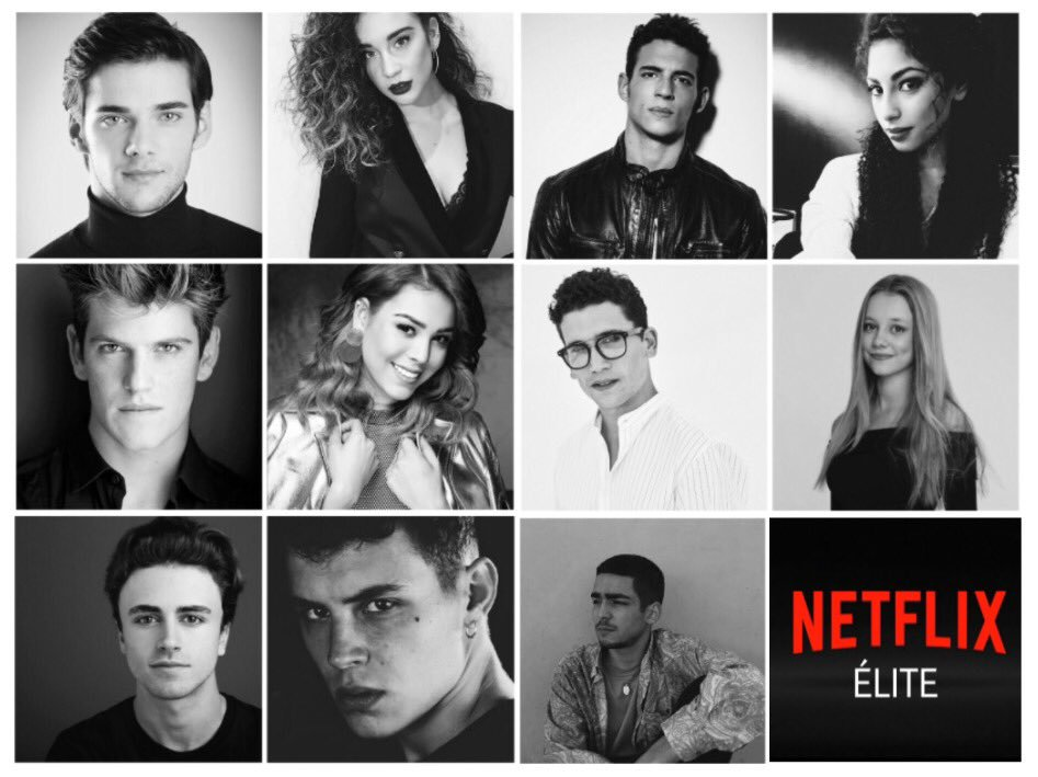 Foto de Netflix anuncia la fecha de estreno de la 2da temporada de Élite