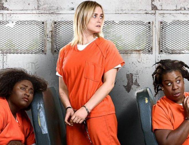 Fotos de Trailer de la septima y última temporada de Orange is the New Black.