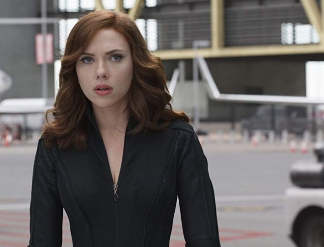 Fotos de Marvel SDCC: Confirmado el Cast y Fecha de la Película de Black Widow