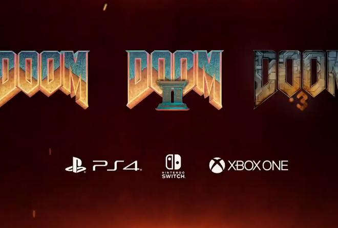 Fotos de Los Juegos Clásicos de Doom Llegan a la Nueva Generación y Smartphones