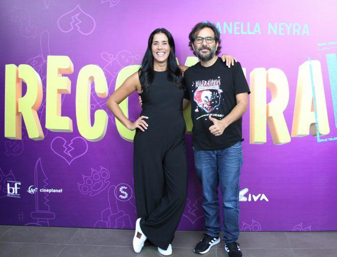 Fotos de Recontraloca la nueva película de Gianella Neyra, lanza segundo tráiler