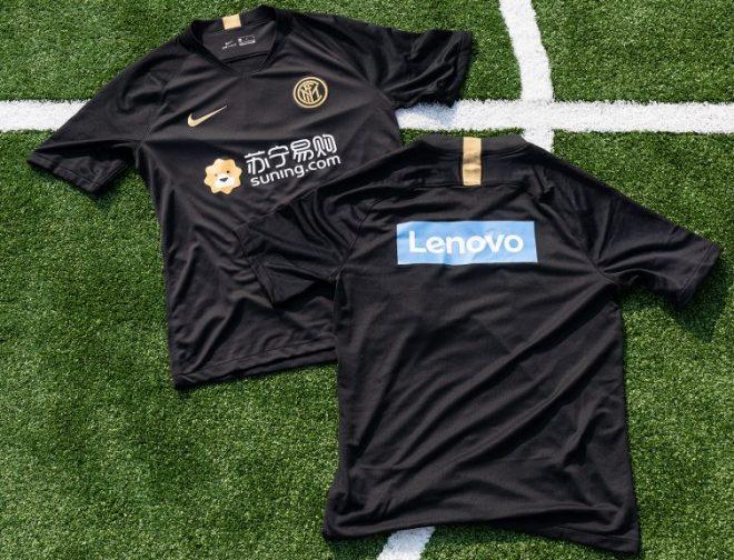 Fotos de Lenovo Entra al Fútbol, es el Nuevo Patrocinador del Club Italiano Inter de Milán