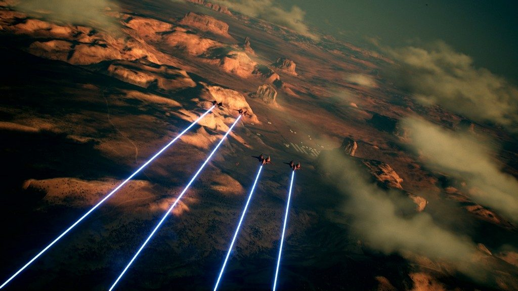 Foto de Ya esta Online el Pack #2 del DLC de Ace Combat 7: Skies Unknown
