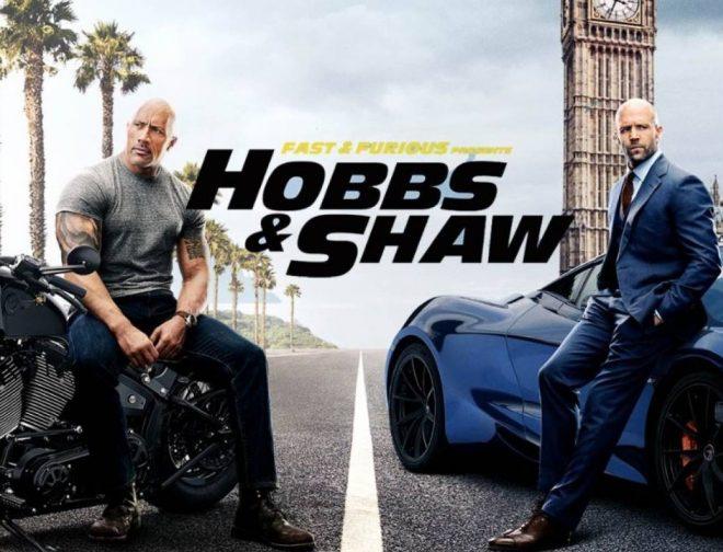 Fotos de Dwayne 'La Roca' Johnson y Jason Statham Cuentan Cómo fue Filmar Juntos, Rápidos y Furiosos: Hobbs y Shaw