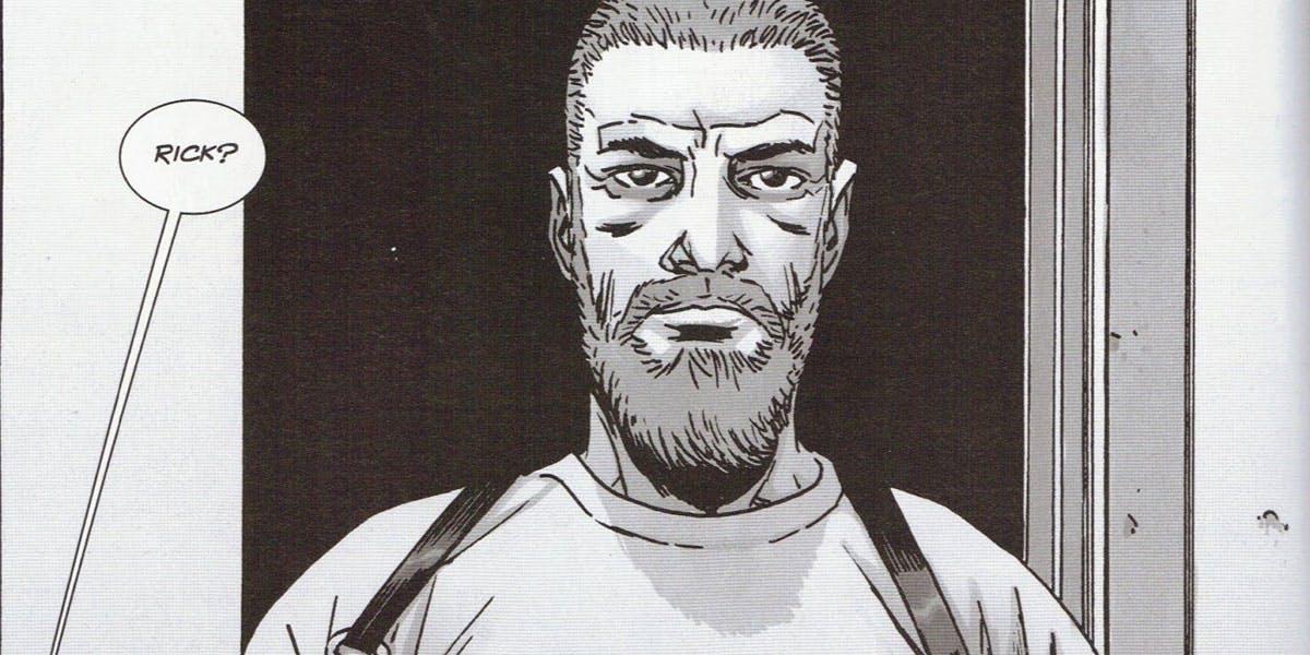 Foto de Avance de una Película de The Walking Dead, con Rick Grimes de Protagonista