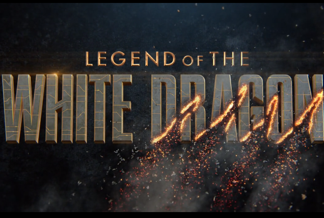 Fotos de The Legend of The White Dragon, el Nuevo Proyecto de Jason David Frank