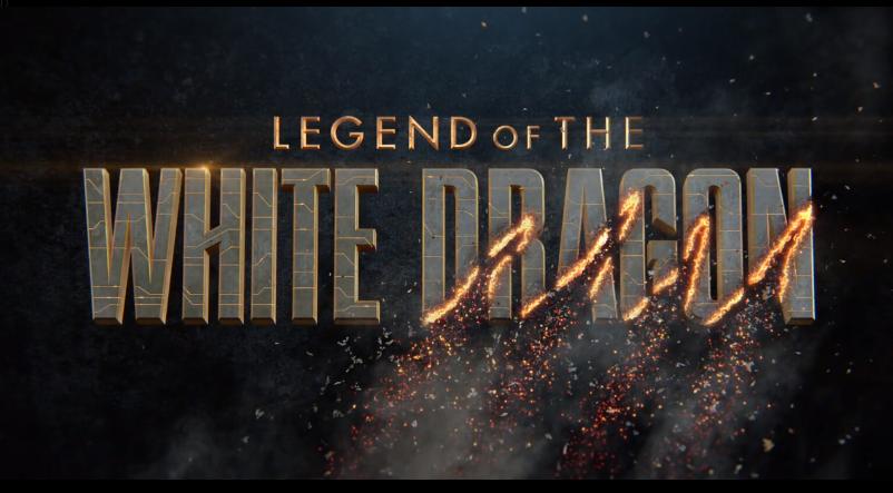 Fotos de The Legend of The White Dragon, el Nuevo Proyecto de Jason David Frank