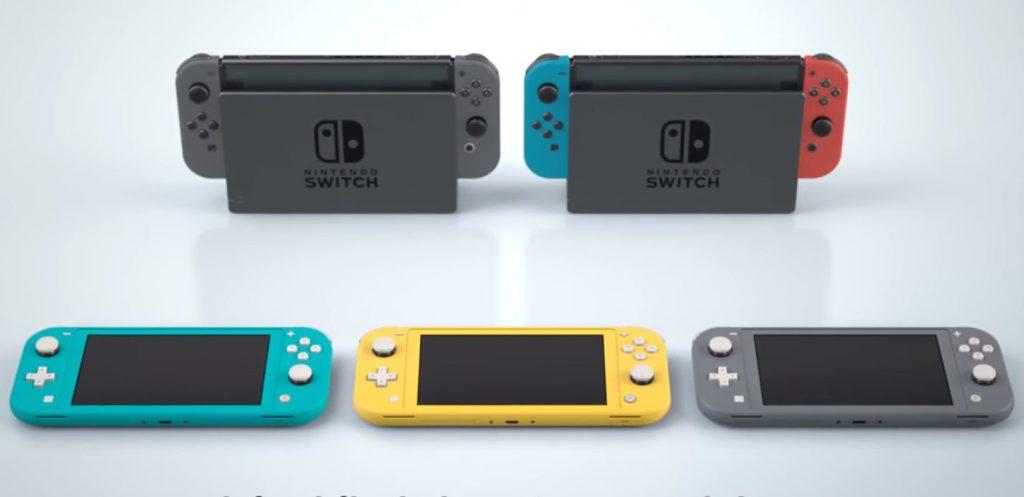 Foto de Se anunció la versión Lite de la Nintendo Switch