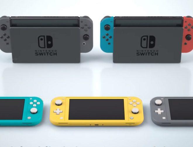 Fotos de Se anunció la versión Lite de la Nintendo Switch