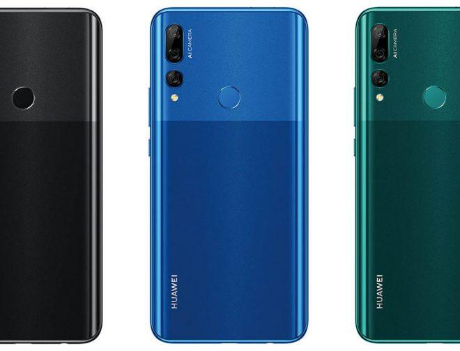 Fotos de Huawei presentó el nuevo Y9 Prime 2019