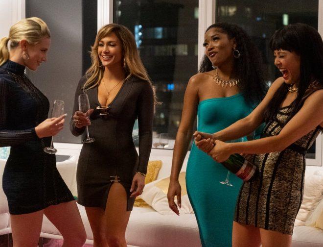 Fotos de Jennifer Lopez y Cardi B Protagoniza el Primer Tráiler de Estafadoras de Wall Street