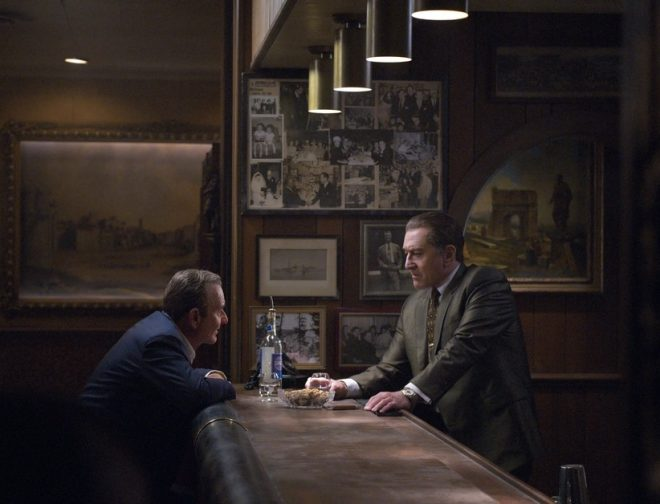 "Fotos de Primer trailer de ""The Irishman"" de Martin Scorsese"
