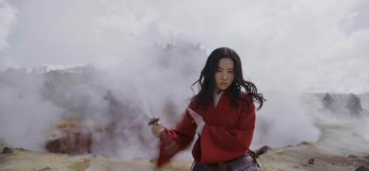 Foto de Disney presenta el primer trailer y poster del live action de Mulan