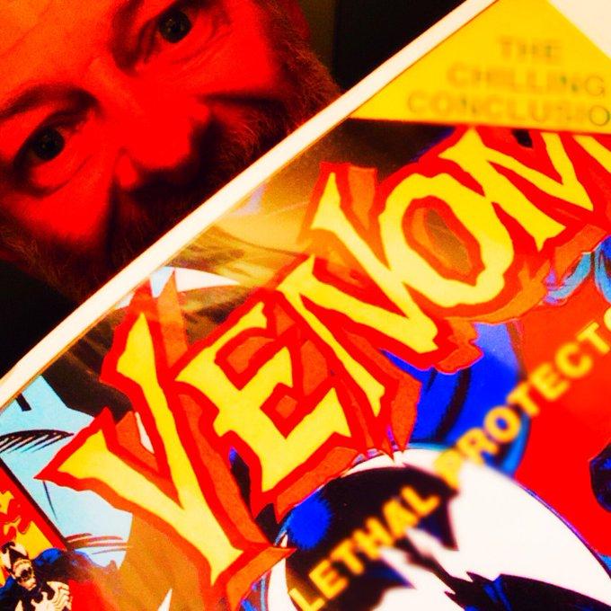 Foto de Andy Serkis Confirma que Será el Director de la Esperada Venom 2