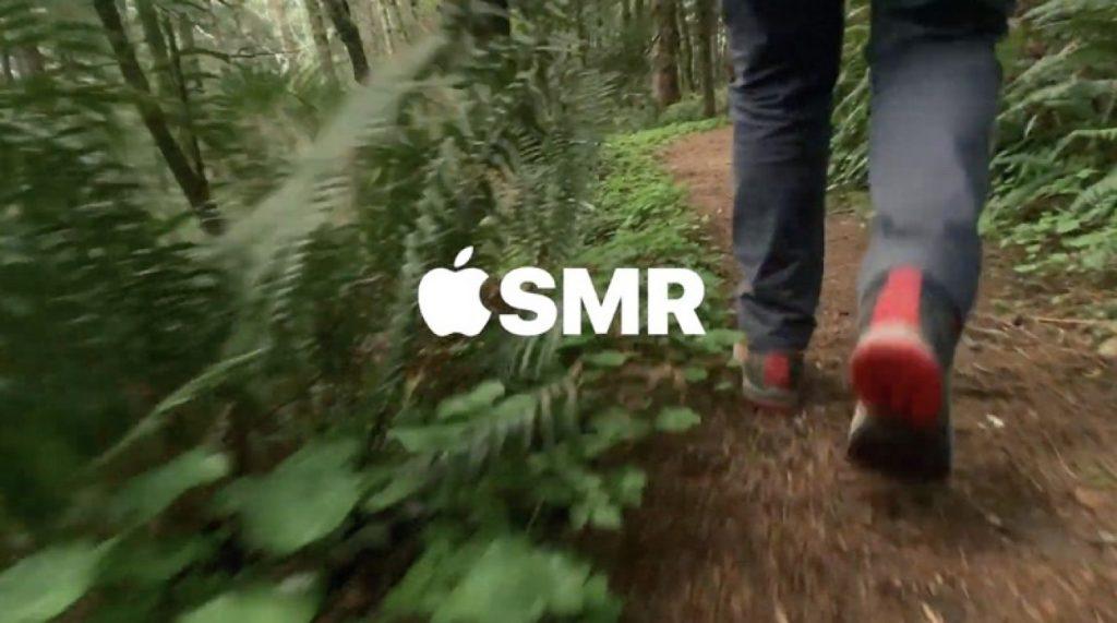Foto de Apple ingresa al mundo del ASMR