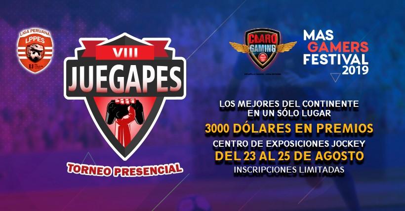 Foto de Confirmadas las Fechas del Octavo JuegaPes: Torneo Internacional de Pro Evolution Soccer