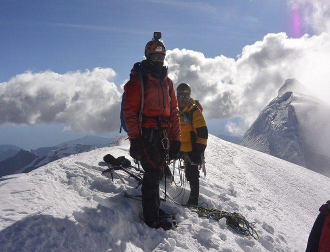 Fotos de Thomas Schilter, un joven escalador peruano y su reto por dar a conocer el proyecto social Cumbres Solidarias