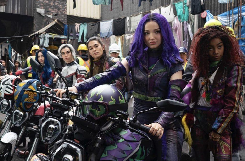 Foto de Disney Channel Tiene Todo Listo para el Estreno de Descendientes 3