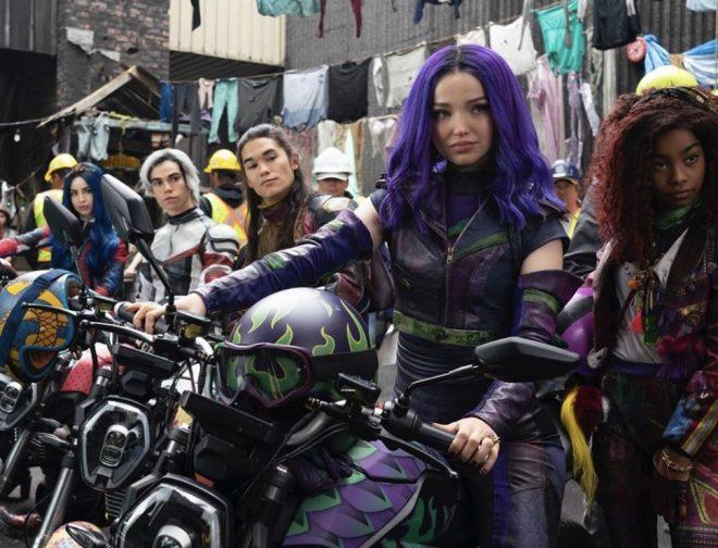 Fotos de Disney Channel Tiene Todo Listo para el Estreno de Descendientes 3