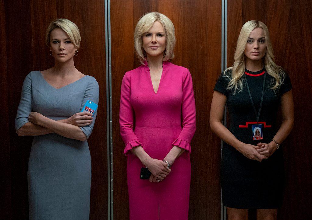 Foto de Avance de El Escándalo, Película con Charlize Theron, Nicole Kidma y Margot Robbie