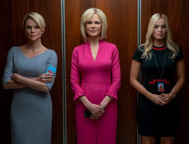 Fotos de Avance de El Escándalo, Película con Charlize Theron, Nicole Kidma y Margot Robbie