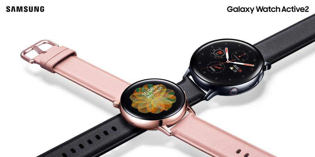 Foto de Características del Nuevo Galaxy Watch Active2 de Samsung
