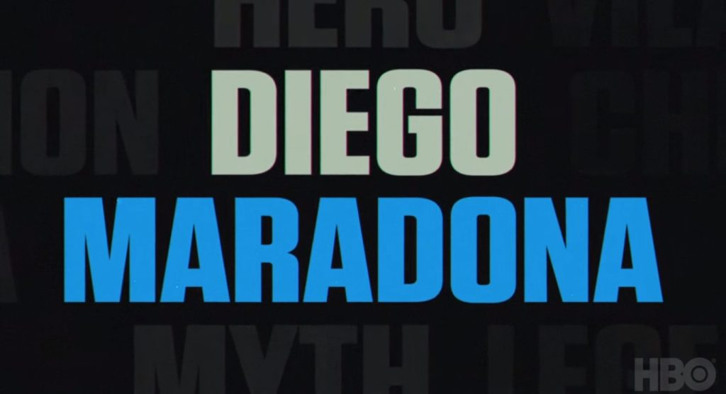 Foto de HBO Sports Estrenará el Esperado Documental Sobre Diego Maradona