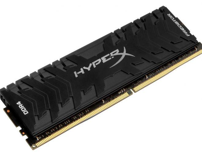 Fotos de HyperX establece récord mundial de 5902 MHz en overclocking con DDR4
