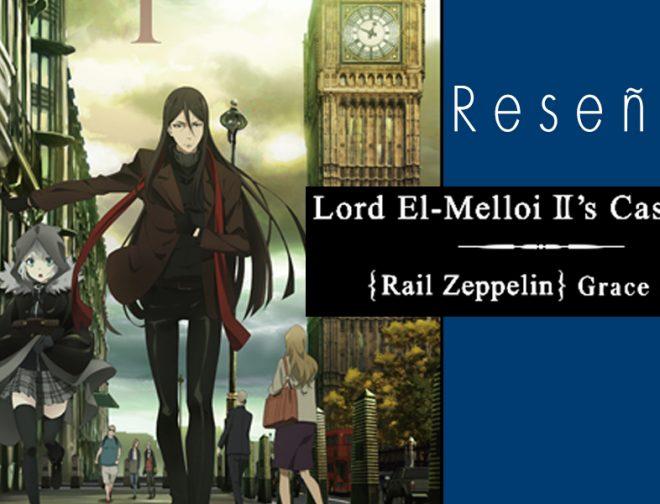 Fotos de Reseña: Lord El-Melloi II Sei no Jikenbo: Rail Zeppelin Grace Note