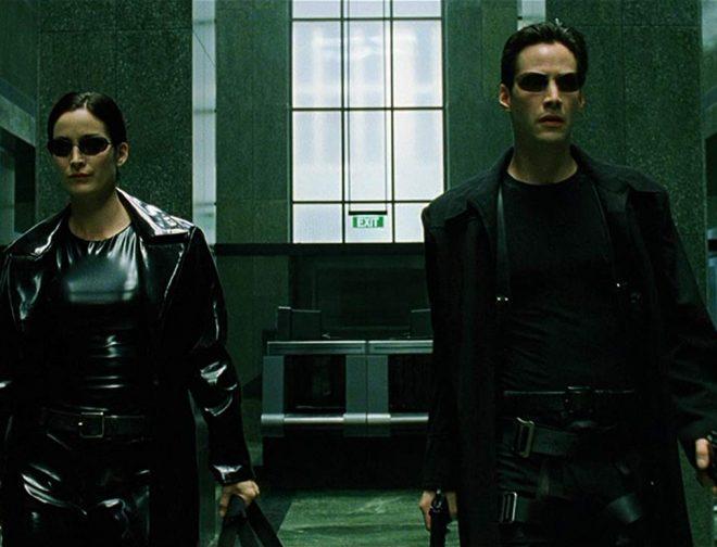 Fotos de Es Oficial, Keanu Reeves y Carrie-Anne Moss Estarán en Matrix 4 y Lana Wachowski será la Directora