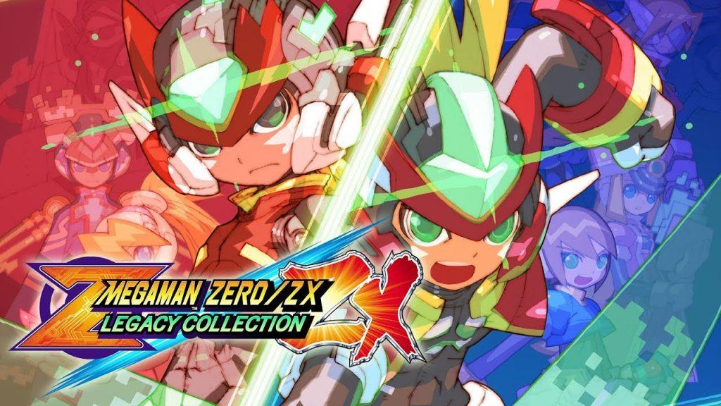 Foto de Anunciado Mega Man Zero/ZX Legacy Collection