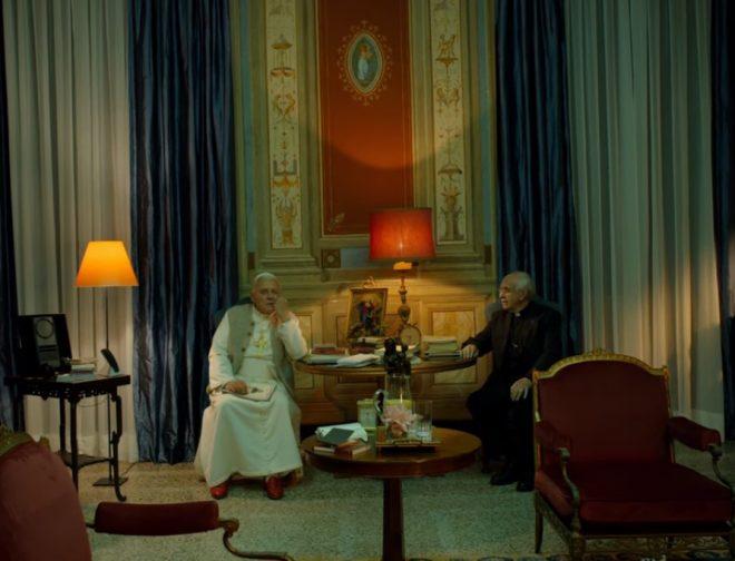 Fotos de Netflix Lanza el Primer Avance de la Esperada Película Los Dos Papas