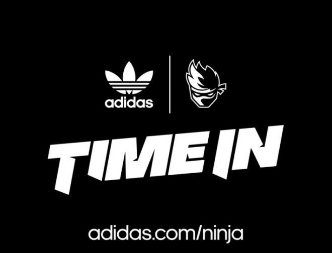 Fotos de Ninja X Adidas, La Marca de las Tres Bandas se Une al Streamer más Famoso del Mundo