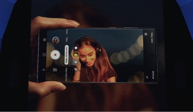 Fotos de Especificaciones de los Nuevos Galaxy Note10 y Note10+