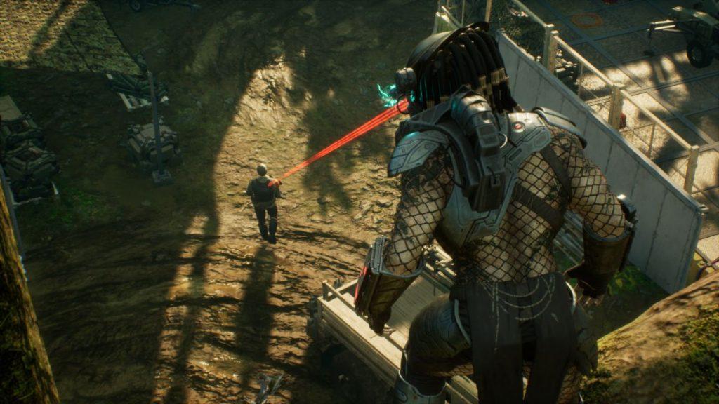 Foto de Gameplay del Esperado Videojuego, Predator: Hunting Grounds