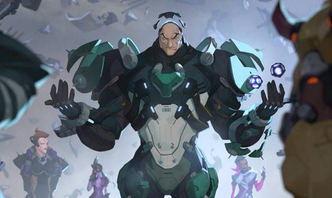 Fotos de Sigma es el Nuevo Héroe de la organización Talon en Overwatch, ya Está Disponible  en el juego