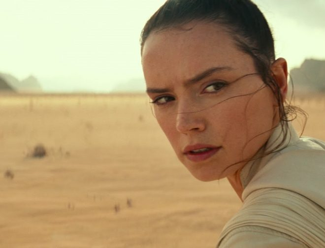 Fotos de El Emperador, Kylo y Rey son los Protagonistas de el nuevo póster de Star Wars: The Rise of Skywalker