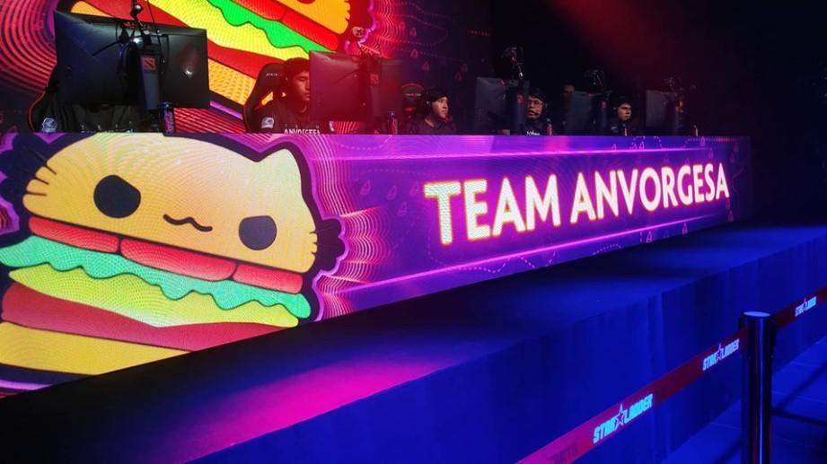 """Foto de Team Anvorgesa queda en Segunda Posición en la Clasificación Americana del Torneo de Dota 2 """"Midas Mode 2"""""""