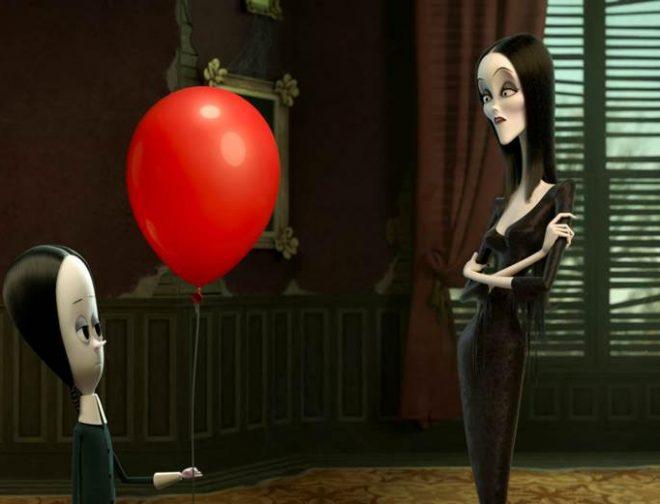 Fotos de Divertido Nuevo Tráiler de la Película Animada de Los Locos Addams