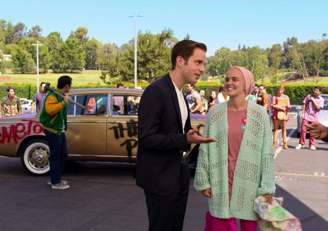 Fotos de The Politician es la Nueva Serie de Ryan Murphy para Netflix, Aquí sus Primeras Fotos