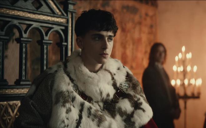 Fotos de Tráiler de El Rey, la Nueva Película de Netflix con Timothée Chalamet