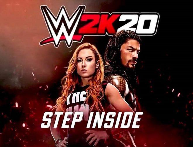 Fotos de Se lanza el Primer Tráiler de WWE 2K20. con Becky Lynch, Stone Cold, Roman Reigns y Otras Estrellas de la Lucha Libre