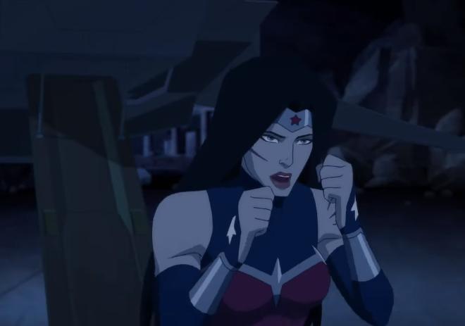 Fotos de Excelente tráiler de Wonder Woman: Bloodlines, la nueva película animada de DC Animated