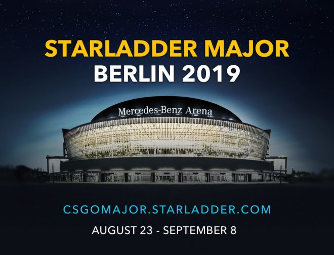 Fotos de Todo Listo para la StarLadder Berlin Major 2019 de Counter-Strike: Global Offensive