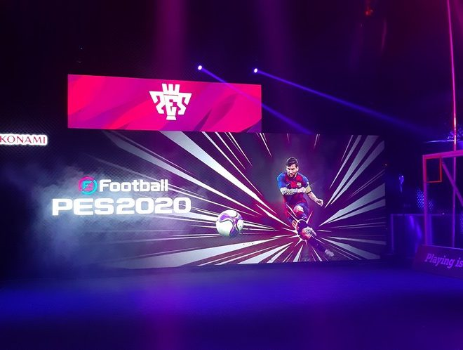 Fotos de Universitario de Deportes y Sport Boys Fueron Presentados Oficialmente en el Juego eFootball PES 2020