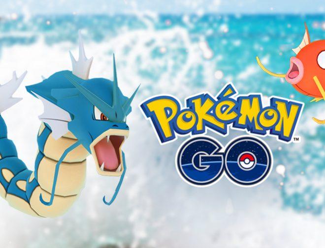 Fotos de Prepárate para disfrutar del agua con el festival acuático en Pokémon Go